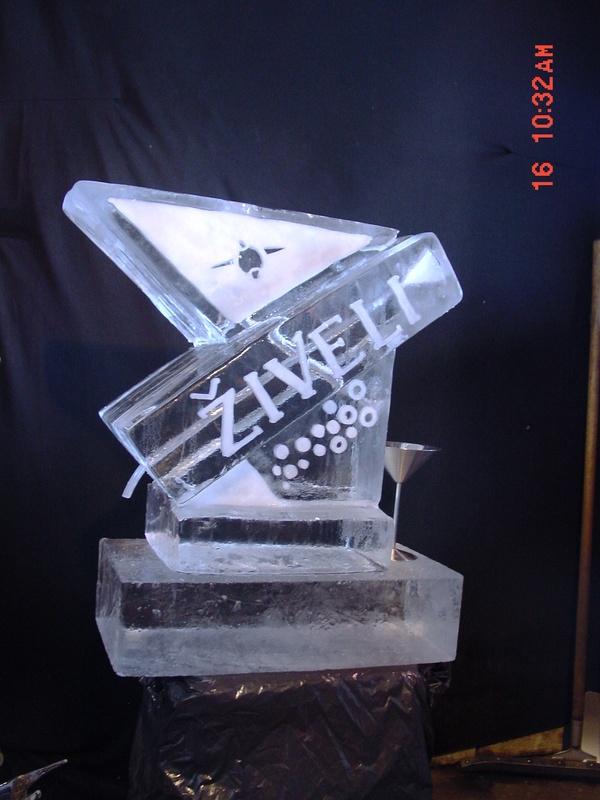 MARTINI ICE LUGE