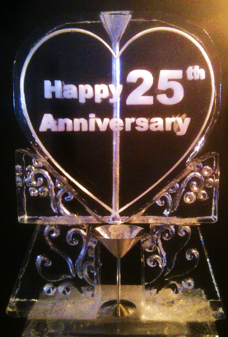 25TH ANNIVERSARY ICE LUGE