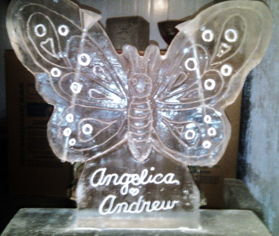 BUTTERFLY ICE LUGE